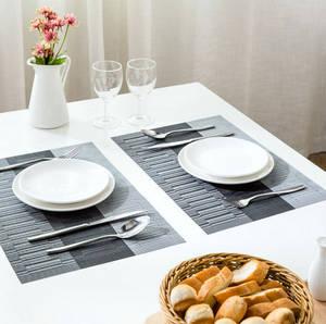 Wholesale dinner placemat: Moisture Proof& Anti-slippy Dinner Mat