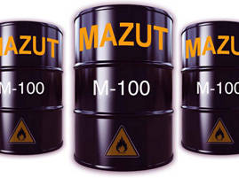 Wholesale russian companies for petrochemicals: Mazut M100