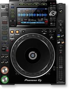 Wholesale Musical Instrument: Buy 2 Get 1 Free Free Shipping Pioneer CDJ-2000 Nexus Professional Multi DJ Player