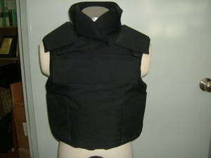 Wholesale bullet proof fabric: Bullet-proof Vest Ballistic Jacket Concealed Vest Plate