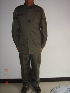 Wholesale dress: Battle Dress Uniform BDU ACU CP Uniform Military Uniform