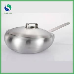 Wholesale kitchenware: Stainless Steel Cooking Wok Asterclass Premium Cookware Non Stick Kitchenware