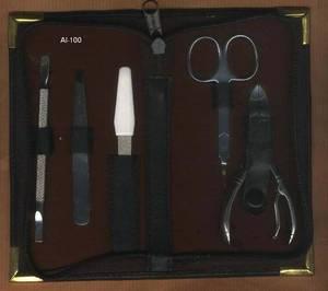 Wholesale pedicure set: Sell Manicuire Set with ( 5-PCS)