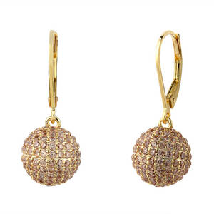 Wholesale earring: 925 Sterling Silver CZ Earrings for Wholesale Price