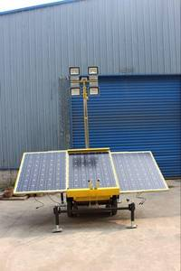 Wholesale green product: New Energy Solar Moving Lighting Solar Drive Lamp  Green Product