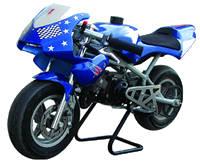 Sell Asa CE Pocket Bike 206 Motorcycle