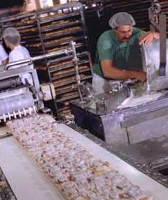 Rubber Belts: Sell Goodyear Food Processing Belt