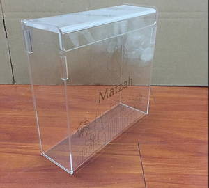 Wholesale candy box: Acrylic Candy Cookie Storage Case Box
