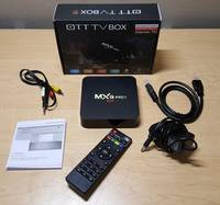 Sell Android TV Box Amlogic S905