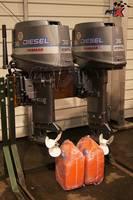 Yanmar D36 Diesel Outboard Engine