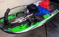 Jetsurf Race Titanium