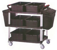 Utility Cart W/ Full Accessories
