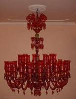 Antique Glass Chandeliers, Oil Lamps, Lanterns, Handicrafts in Brass, Wood, Wrought Iron Etc
