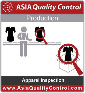 Wholesale dress: Apparel Quality Inspection
