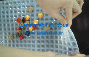 Wholesale liquid silicone rubber: 2 Part Addition Cure Type Translucent Mold Making Liquid Silicone Rubber