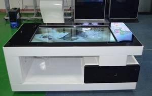 Wholesale interactive monitors: 46 Inch Interactive Multimedia Touch Screen Table Monitor