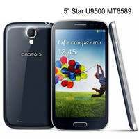 Sell android dual sim 3g mobile phone MT6589