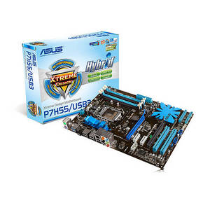 Wholesale usb: ASUS P7H55/USB3 Intel H55 Chipset 1156 Motherboard