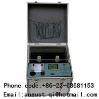 Sell BDV Dielectric Oil Tester/Transformer Oil Treatment/oil purifier
