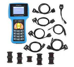 Wholesale use chevrolet: T300 Key Programmer Auto Transponder  Key Prog OBDII Tool for Multi-cars