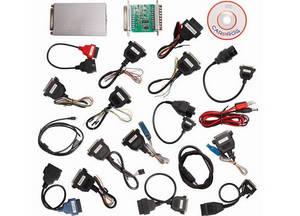 Wholesale auto repair tool: Auto Repair Carprog V7.28 Full Set  ECU Chip Tunning Tools