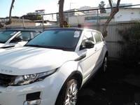 2013 Range Rover EVOQUE RHD