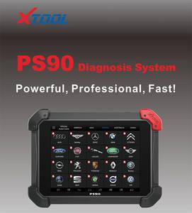 Wholesale vehicle diagnostic tool: XTOOL PS90 Diagnostic Tablet