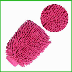 Wholesale antimicrobial paint: Microfiber Chenille Gloves,Microfiber Mitt,Car Cleaning Mitt