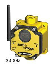 Wholesale transmission: BANNER SureCross DX70 Wireless Products