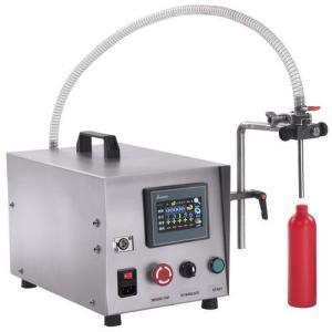 Wholesale filling machine: Tabletop Gear Pump Liquid Filling Machine FG-100