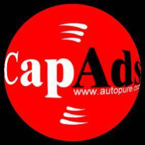 Wholesale Other Advertising Services: Not Rotating Hubcap Capads Not Rotating Wheel Cover