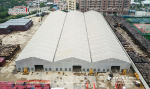 Wholesale Trade Show Tent: 25x50m  PVC Fabric Exhibition Trade Show Tent for Sale with Air Conditioning