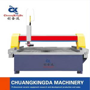 Wholesale feed pump 20mm: Ckd 3/5 Axis Water Jet Cutting Machine
