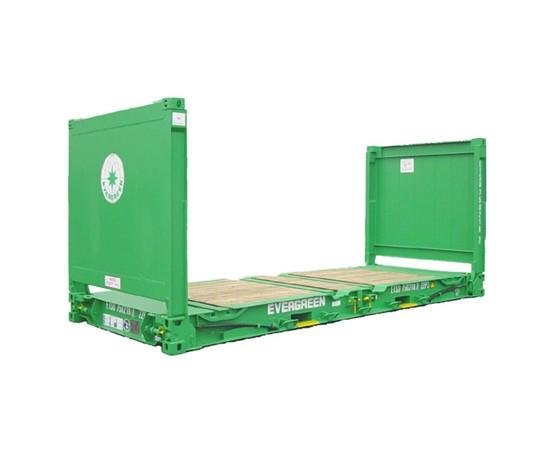 20ft or 40ft flat rack container id 4994620 product details view 20ft or 40ft flat rack. Black Bedroom Furniture Sets. Home Design Ideas