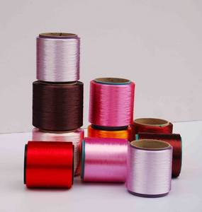 Wholesale yarn: Dope Dyed Polyester Yarn