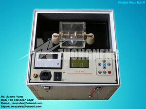 Wholesale insulation tester: Series IIJ-II BDV Tester for Insulating Oil