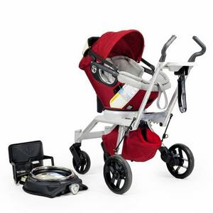 Wholesale microfiber upholstery fabric: 2012 Orbit Baby Stroller Travel System G2