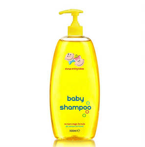 Wholesale Shampoo: Baby Shampoo