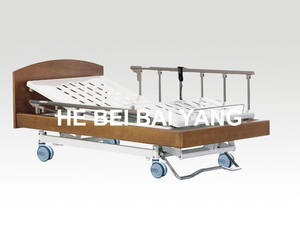 Wholesale electric bed: A-30 Three-function Electric Hospital Bed