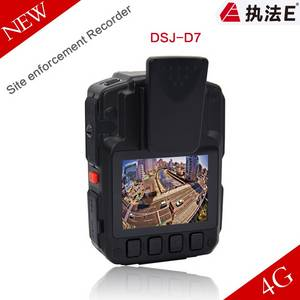 Wholesale wifi: 3G/4G Wifi/GPS Long Standby Time Police Body Worn Camera with Infrared Night Vision