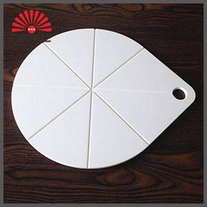 Wholesale Cutting Boards: High Quality Round Low Price Round Plastic Pizza Cutting Board