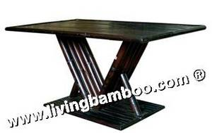 Wholesale table: Bamboo Table, Bamboo Furniture