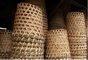 Wholesale Basketry: Bamboo Baskets