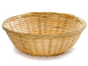 Wholesale craft: Bamboo Basket