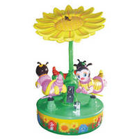 Sell Honey Bee carousel horse amusement park game machine