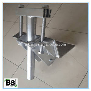 Wholesale brackets: Metal Foundation Brackets and Helical Pile Caps