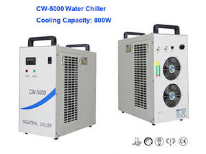 Wholesale large capacity water pump: Industrial Laser Chiller