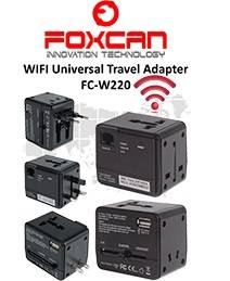 Wholesale online: WIFI Travel Adapter