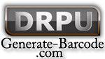 Generate Barcode Company Logo