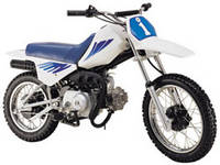 Motorcycle 70PY-1  50CC DIRT BIKE